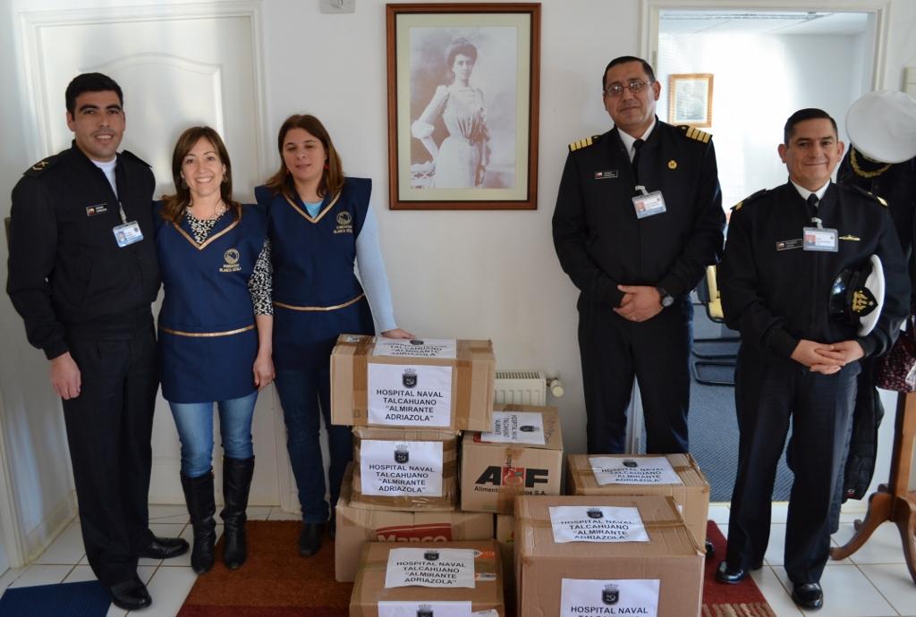 Donación Fundación Blanca Estela